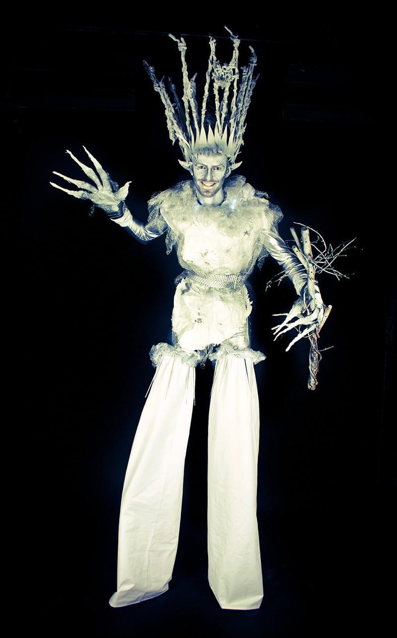 Jack Frost stilts