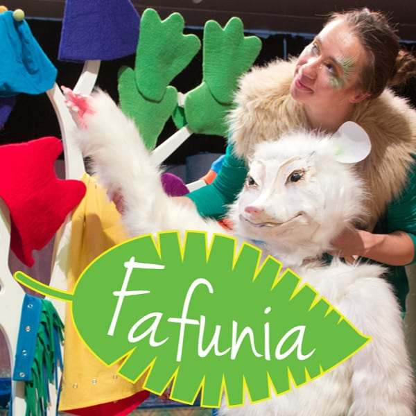 Fafunia a bookable childrens immersive experience