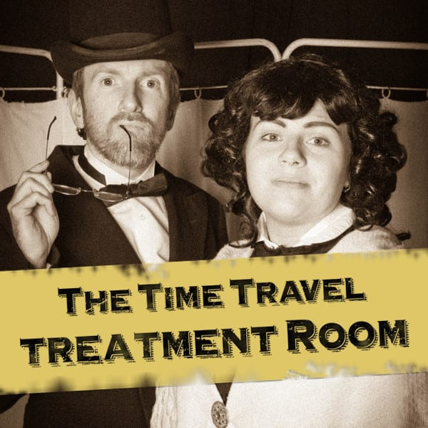 time travel treatment room show