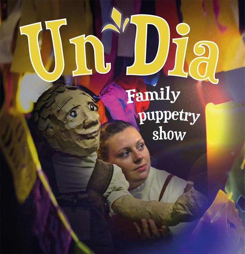 Un Dia show poster