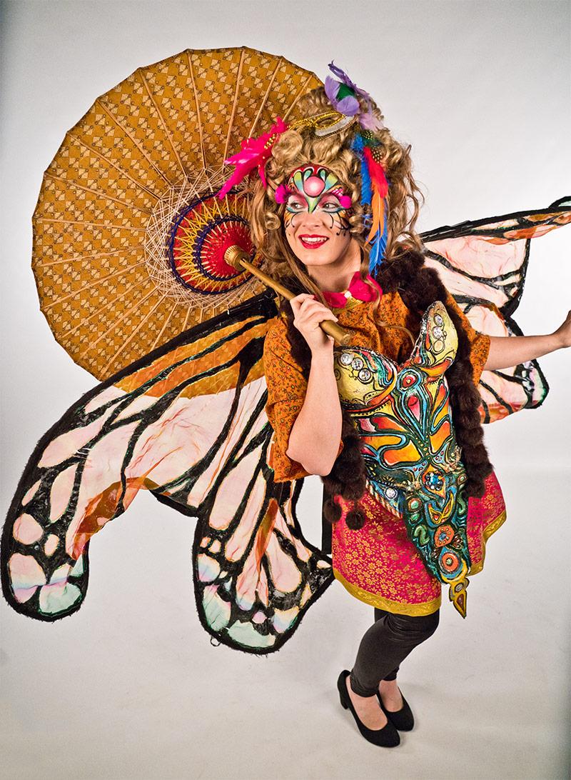 Ugly Bugs Ball Ms Bernadette Butterfly